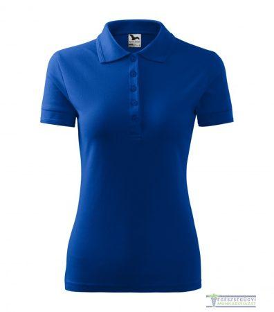 Women collar Tshirt( Polo shirt) royal blue