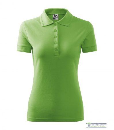 Ingnyakas póló női borsózöld