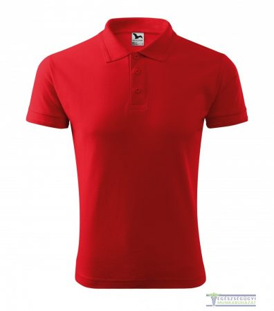 Men collar Tshirt( Polo shirt) red