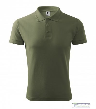 Men collar Tshirt( Polo shirt) khaki