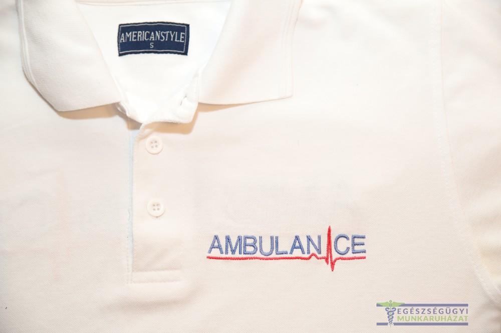 902d95425d Men collar Tshirt( Polo shirt) khaki - Egészségügyi munkaruházat