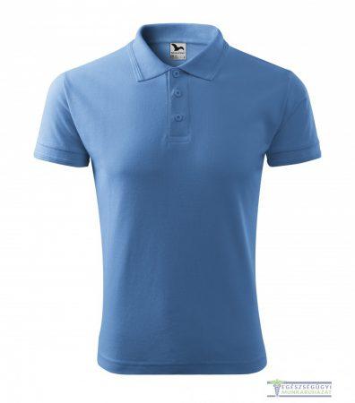 Men collar Tshirt( Polo shirt) sky blue
