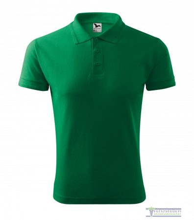 Men collar Tshirt( Polo shirt) forest green