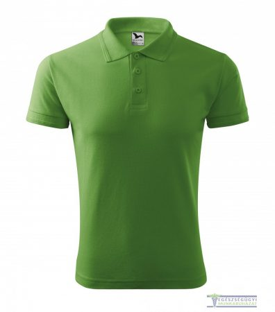 Men collar Tshirt( Polo shirt) kelly green