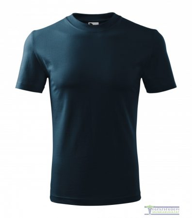 Men round neck Tshirt navy