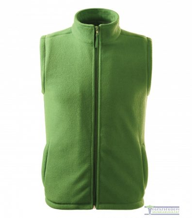 Polar vest unisex kelly green