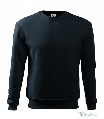 Men / Child Round neck sweater navy