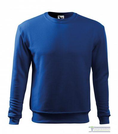 Men / Child Round neck sweater royal blue