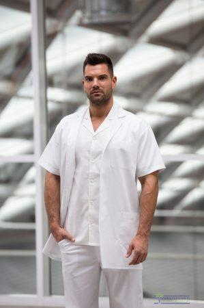 Alex lab coat